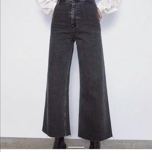 NWT Zara the Marine Straight Jean